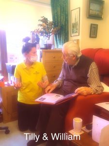 Kingsway CareGiver and Client